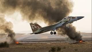 ПВО Сирии подбили военный самолет Израиля