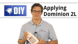 How To Apply Dominion 2L Termiticide - Dominion 2L Termite Treatment