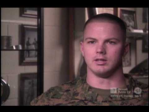 Wounded U.S. Marines Tell Their Story