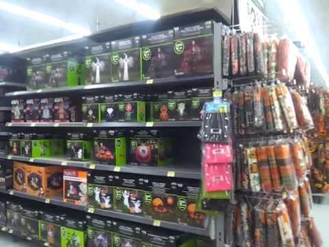 Walmart Halloween 2015 - YouTube