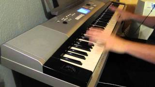 Goldberg WWE Theme Piano