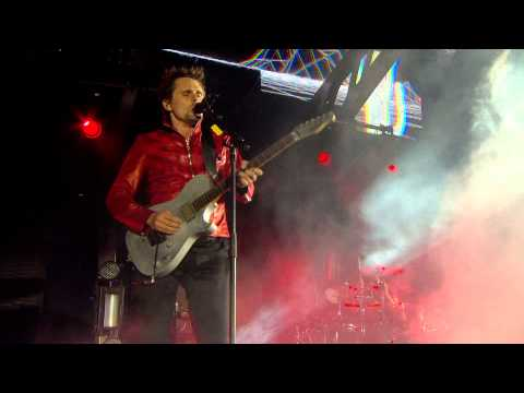 "Muse Perform ""Knights Of Cydonia"" At The World War Z World Premiere In London"