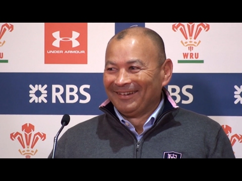 Wales 16-21 England - Eddie Jones Full Post Match Press Conference - Six Nations