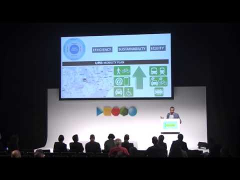 Mobility - Data solutions to improve urban mobility