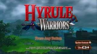 Hyrule Warriors - Title Theme & Intro