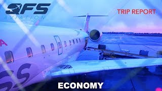 TRIP REPORT | Air Canada Express - CRJ 200 - Ottawa (YOW) to Newark (EWR) | Economy thumbnail