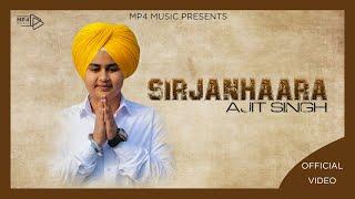 Satnam Waheguru Sirjanhaara Ajit Singh Free MP3 Song Download 320 Kbps