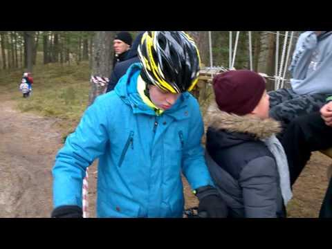 Liepājas meistarsacīkstes velokrosā
