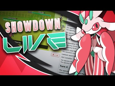 [Sun/Moon OU] I'l-luRanTis Quarry One Day lAn'Turn torKoal Into Gold (PS Live #13)
