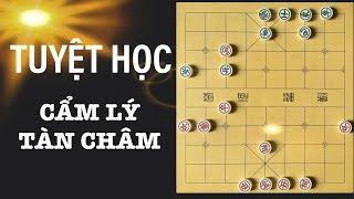 Ván cờ PHẾ XE kinh điển của cờ thủ thiên tài 17 tuổi
