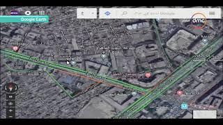 «جوجل ماب» يرصد الحالة المرورية على الطرق والمحاور الرئيسية ..فيديو