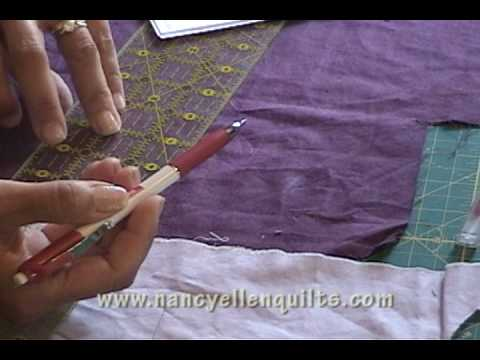 Viewer Questions Answered: Quilt Marking Tools and Tips - YouTube : quilt marking tools - Adamdwight.com