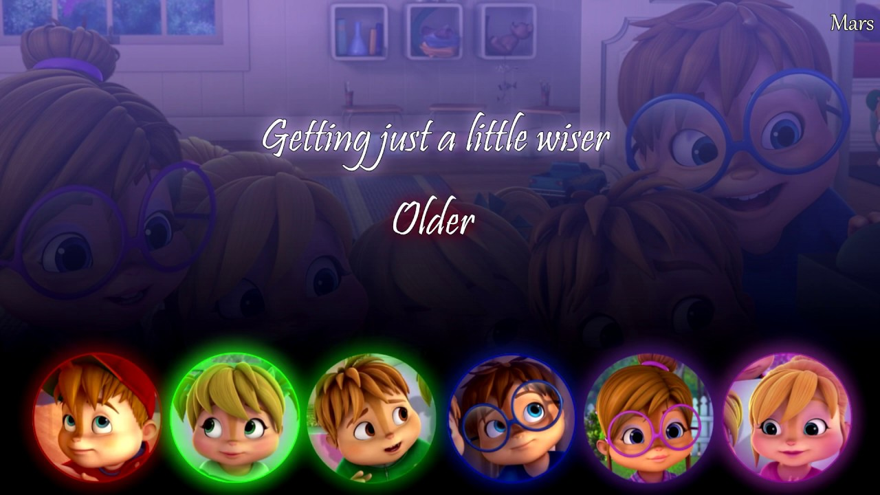 Going Through the Changes- The Chipmunks and The Chipettes (Lyrics)