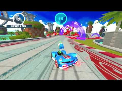Sonic & All-Stars Racing Transformed™ Android - Launch Trailer (ENGLISH)