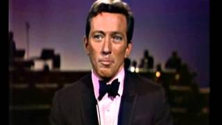Andy Williams - Don't Like Goodbyes . Live