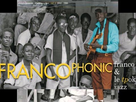 Franco / Le TP OK Jazz - Infidélité mado