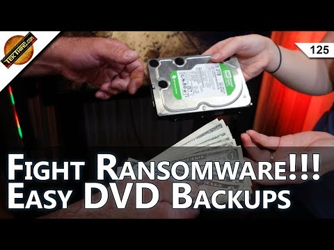 Fight Ransomware!!! Should I Pay for Antivirus? How To Back Up and Rip DVD, Cable Modem Lawsuit!