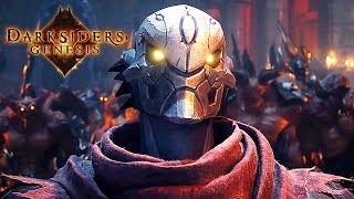 DARKSIDERS GENESIS All Cutscenes Movie (2019) HD