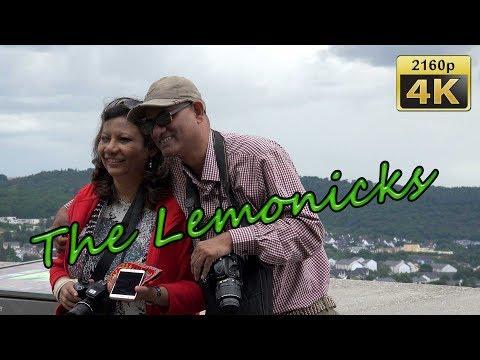 The Lemonicks in Trier - Germany 4K Travel Channel