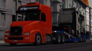 [1.32] Euro Truck Simulator 2 | Volvo NH12 edit mjtemdark | Mods