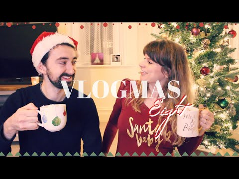 Childhood Christmases & traditions we'll create for our own family!   Vlogmas 2020 #8