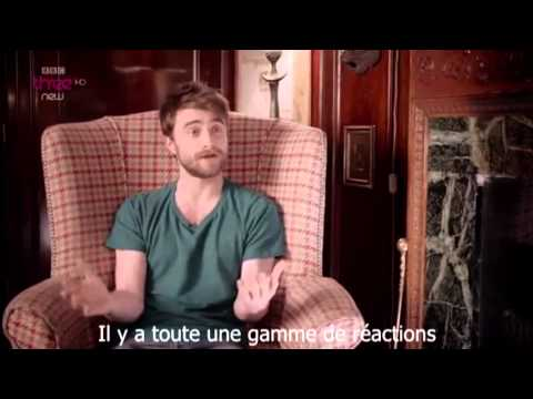 Daniel Radcliffe - Tom Felton Meets the Superfans (VOSTFR)