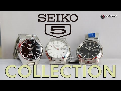 The Best SEIKO 5 Series Watch Under 150$