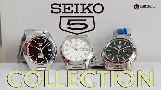 The Best Seiko 5 Series Watch Under 150$