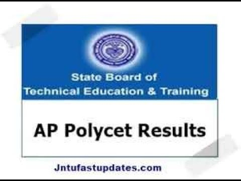 AP POLYCET RESULTS 2018 | Polytechnic Entrance Exam Results - YouTube
