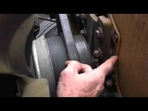 Cat C15 fan clutch  switch - YouTube