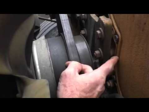 94 Dodge Ram Fuse Box Cat C15 Fan Clutch Amp Switch Youtube