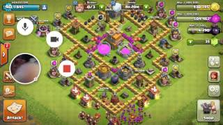 Clash of Clans.how to go to another account without losing progress of your account