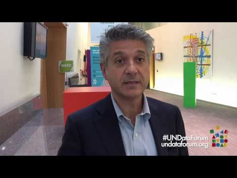 UN World Data Forum -- innovation and partnerships for better data