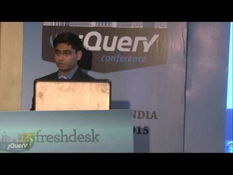 Big Data Visualizations made easy using D3  by Md Aman Khan @jQueryConf 2015