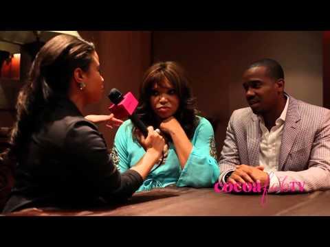 Tisha Campbell & Duane Martin 'I Can't Keke Wyatt My Husband!' & Real Husbands of Hollywood