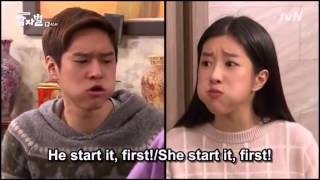 Video Real life between brother and sister (in korean drama) download MP3, 3GP, MP4, WEBM, AVI, FLV Oktober 2018