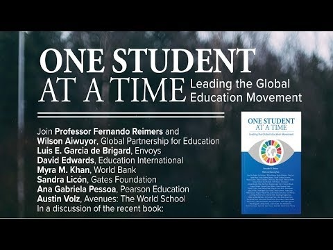 One Student as a Time: Leading the Global Education Movement