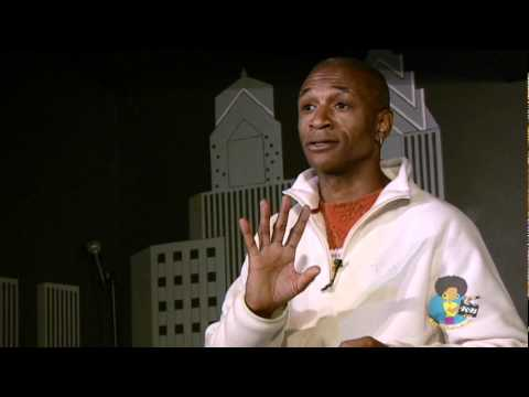 Tommy Davidson - On Celebrity, TMZ and Materialism