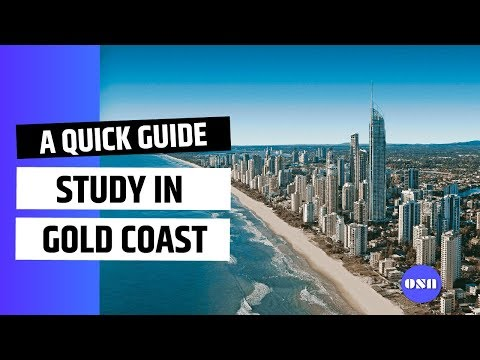 A quick guide about studying in Gold Coast - Study in Australia
