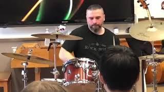 John Dolmayan - Revenga (System Of A Down) | Drum Lesson 2018