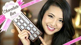 Chocolate Bar Makeup Tutorial! Thumbnail