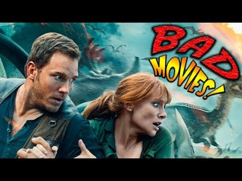 Jurassic World: Fallen Kingdom - BAD MOVIES!