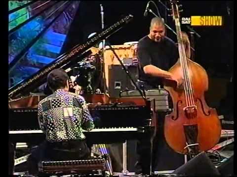 "Michel Camilo Trio with James Genus and Mark Walker ""St. Thomas"""