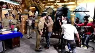 WAPBOM COM   Temper Movie Making  Video   Jr Ntr, Kajal Aggarwal, Puri Jagan