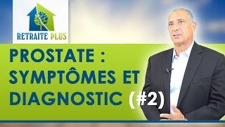 Dossier Hypertrophie bénigne de la prostate : Symptômes et diagnostic - Conseils Retraite Plus