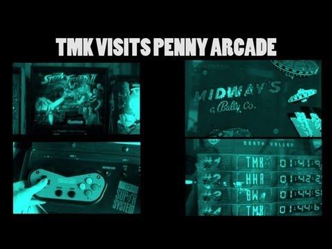 TMK IN DA USA - VLOG #5 - Penny Arcade Tour