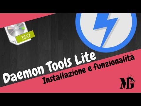 DAEMON Tools Lite | Installazione E Funzionalità