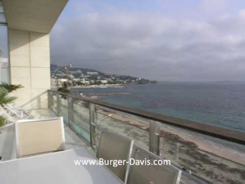 Cannes Apartment Rentals | Waterfront Apartment in Cannes