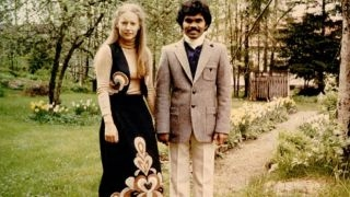 Man bikes from India to Sweden for love