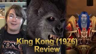 Media Hunter and BigJackFilms - King Kong (1976) Extended Cut Review